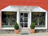 Stehimbiss Pizza-Grill